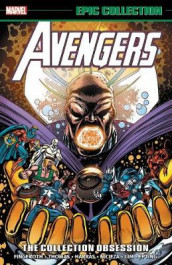 Avengers Epic Collection: The Collection Obsession av Bob Harras, Scott Lobdell og Fabian Nicieza (Heftet)