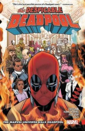 Despicable Deadpool Vol. 3: The Marvel Universe Kills Deadpool av Gerry Duggan (Heftet)