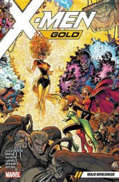X-men Gold Vol. 3: Mojo Worldwide av Cullen Bunn og Marc Guggenheim (Heftet)