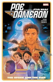 Star Wars: Poe Dameron Vol. 5 - The Spark And The Fire av Charles Soule (Heftet)
