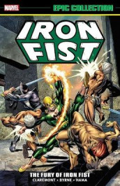 Iron Fist Epic Collection: The Fury Of Iron Fist av Chris Claremont, Roy Thomas og Len Wein (Heftet)