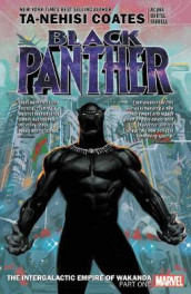 Black Panther Book 6: Intergalactic Empire Of Wakanda Part 1 av Ta-Nehisi Coates (Heftet)