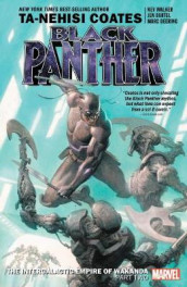 Black Panther Book 7: The Intergalactic Empire Of Wakanda Part 2 av Ta-Nehisi Coates (Heftet)