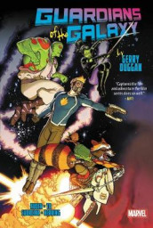 Guardians Of The Galaxy By Gerry Duggan Omnibus av Gerry Duggan (Innbundet)