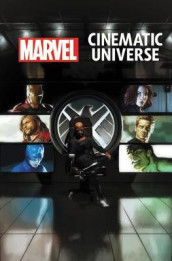 The Marvel Cinematic Universe: The Marvel Comics Omnibus av Joe Casey, Peter David og Will Corona Pilgrim (Innbundet)