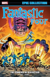 Fantastic Four Epic Collection: The Coming Of Galactus av Danny Fingeroth og Walt Simonson (Heftet)