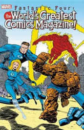 Fantastic Four The World's Greatest Comics Magazine av Erik Larsen og Eric Stephenson (Heftet)