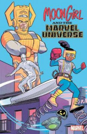 Moon Girl And The Marvel Universe av Mike Costa, Justin Jordan og Brandon Montclare (Heftet)