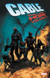 Cable: The Last Hope Vol. 2 av Craig Kyle, Duane Swierczynski og Chris Yost (Heftet)