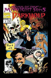 Darkhold: Pages From The Book Of Sins - The Complete Collection av Christian Cooper, J.M. DeMatteis og Mort Todd (Heftet)