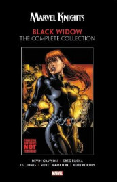 Marvel Knights: Black Widow By Grayson & Rucka - The Complete Collection av Devin Grayson og Greg Rucka (Heftet)
