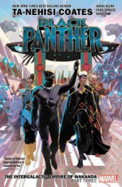 Black Panther Book 8: The Intergalactic Empire Of Wakanda Part Three av Ta-Nehisi Coates (Heftet)