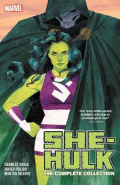 She-hulk By Soule & Pulido: The Complete Collection av Charles Soule (Heftet)
