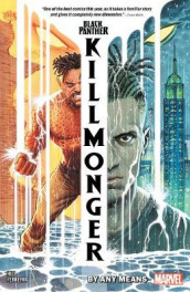 Black Panther: Killmonger - By Any Means av Bryan Edward Hill og Don McGregor (Heftet)