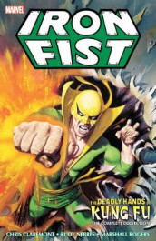 Iron Fist: Deadly Hands Of Kung Fu - The Complete Collection av Chris Claremont, Tony Isabella og Bill Mantlo (Heftet)