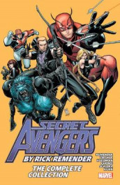 Secret Avengers By Rick Remender: The Complete Collection av Rick Remender (Heftet)