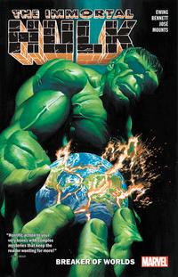 Immortal Hulk Vol. 5: Breaker Of Worlds av Al Ewing (Heftet)