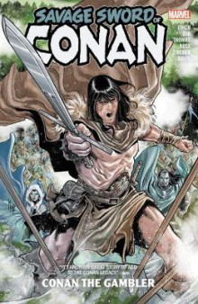 Savage Sword Of Conan: Conan The Gambler av Meredith Finch, Jim Zub og Roy Thomas (Heftet)