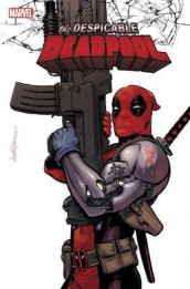 Despicable Deadpool av Gerry Duggan (Innbundet)
