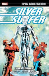 Silver Surfer Epic Collection: Inner Demons av Tom DeFalco, J.M. DeMatteis og Glenn Greenberg (Heftet)