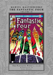 Marvel Masterworks: The Fantastic Four Vol. 21 av John Byrne og Stan Lee (Innbundet)