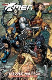 New X-men: The Quest For Magik - The Complete Collection av C.B. Cebulski, Craig Kyle og Chris Yost (Heftet)