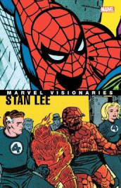 Marvel Visionaries: Stan Lee av Stan Lee (Heftet)