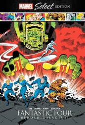 Fantastic Four: The Coming Of Galactus Marvel Select Edition av John Byrne og Stan Lee (Innbundet)