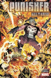 Punisher Kill Krew av Gerry Duggan (Heftet)