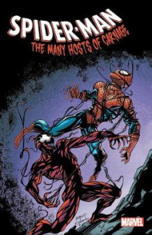 Spider-man: The Many Hosts Of Carnage av David Michelinie og Tom DeFalco (Heftet)