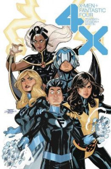 X-men/fantastic Four: 4x av Chip Zdarsky (Heftet)