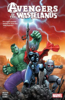 Avengers Of The Wastelands av Ed Brisson (Heftet)