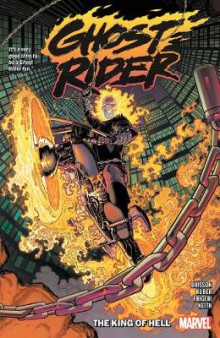 Ghost Rider Vol. 1: King Of Hell av Ed Brisson (Heftet)