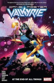 Valkyrie: Jane Foster Vol. 2 - At The End Of All Things av Jason Aaron og Al Ewing (Heftet)