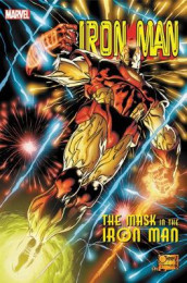 Iron Man: The Mask In The Iron Man Omnibus av Chuck Dixon, Joe Quesada og Frank Tieri (Innbundet)