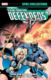 Defenders Epic Collection: The End Of All Songs av J.M. DeMatteis og Peter Gillis (Heftet)
