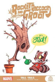 Rocket Raccoon & Groot: Tall Tails av Skottie Young (Heftet)