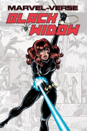 Marvel-verse: Black Widow av Steve Gerber, Stan Lee og Marc Sumerak (Heftet)