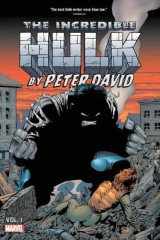 Omslag - Incredible Hulk By Peter David Omnibus Vol. 1