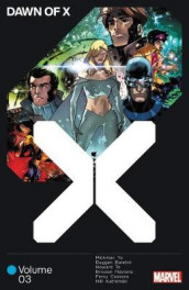 Dawn Of X Vol. 3 av Gerry Duggan, Jonathan Hickman og Benjamin Percy (Heftet)