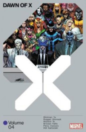 Dawn Of X Vol. 4 av Gerry Duggan, Jonathan Hickman og Benjamin Percy (Heftet)