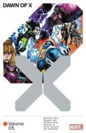 Dawn Of X Vol. 5 av Gerry Duggan, Jonathan Hickman og Benjamin Percy (Heftet)