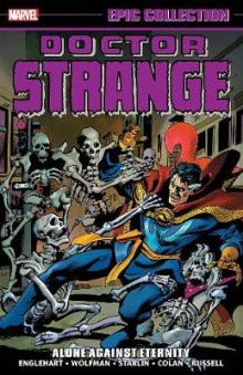 Doctor Strange Epic Collection: Alone Against Eternity av Steve Englehart og Marv Wolfman (Heftet)