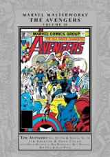 Omslag - Marvel Masterworks: The Avengers Vol. 20