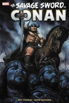 Savage Sword Of Conan: The Original Marvel Years Omnibus Vol. 4 av Roy Thomas og Don Glut (Innbundet)