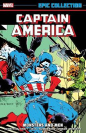 Captain America Epic Collection: Monsters And Men av J.M. DeMatteis, David Anthony Kraft og Alan Kupperberg (Heftet)