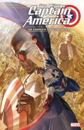Captain America: Sam Wilson - The Complete Collection Vol. 1 av Dennis Hopeless, Jeff Loveness og Rick Remender (Heftet)