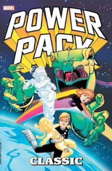 Power Pack Classic Omnibus Vol. 1 av Louise Simonson, Terry Austin og Howard Mackie (Innbundet)