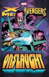 Omslag - X-men/avengers: Onslaught Vol. 2