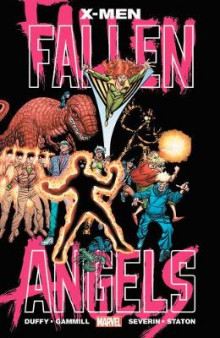 X-men: Fallen Angels av Jo Duffy og Kerry Gammil (Heftet)